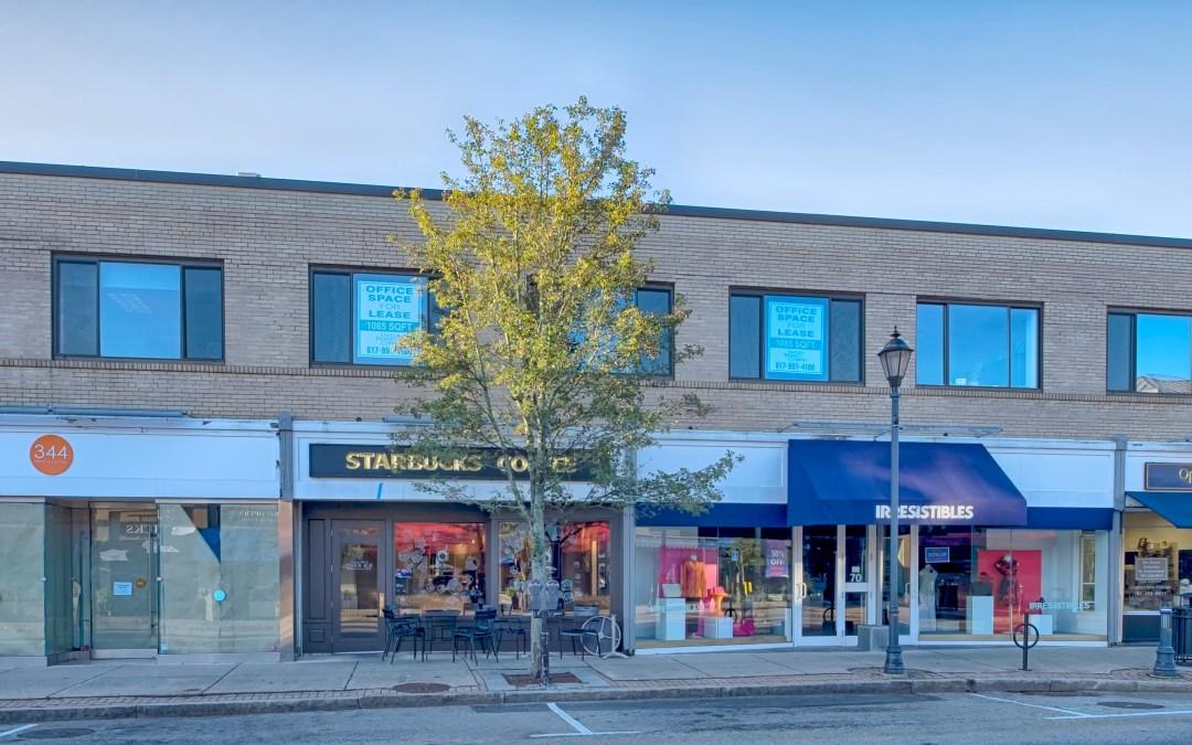 66-72 Central Street, Wellesley