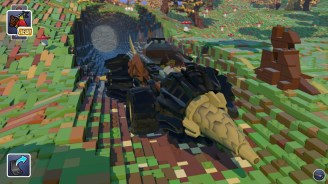 Lego Takes On Minecraft: A Preview Of Lego Worlds - 2015-06-05 09:10:18