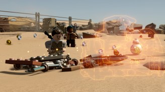 Lego Star Wars: The Force Awakens (PS4) Review 3