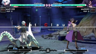 Under Night In-Birth Exe:Late (PC) Review 4