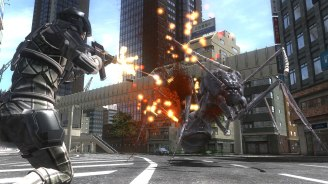 Earth Defense Force 4.1: The Shadow of New Despair (PC) Review 6
