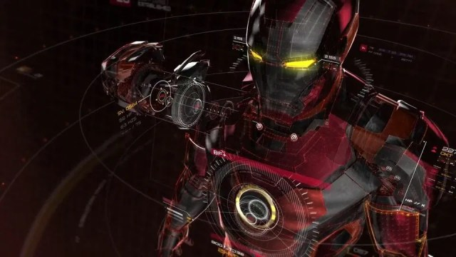 Avengers – Age of Ultron UI Reel