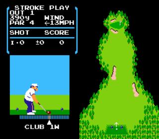 Developer: Nintendo Publisher: Nintendo Genre: Sports/Golf Released: 10/18/1985 Rating: 1.5