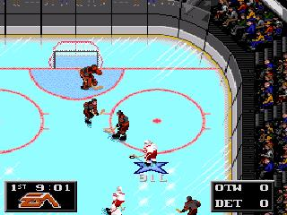 Developer: Park Place Productions Publisher: Electronic Arts Genre: Sports/Ice Hockey Released: 03/15/1993 Rating: 3.5