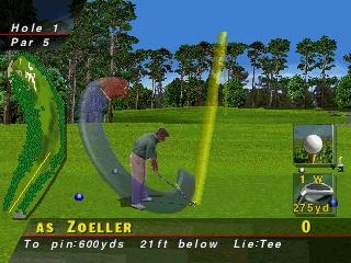 Developer: EA Sports Publisher: Electronic Arts Genre: Sports/Golf Released: September 23, 1995 Rating: 4.5