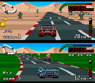 Developer: Gremlin Graphics Publisher: Kemco Genre: Racing Released: April 1992 Rating: 4.0