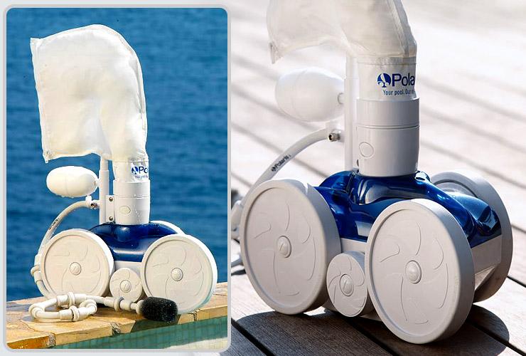 Polaris 280 automatic pool cleaner review for Robot piscine polaris 280 fiche technique