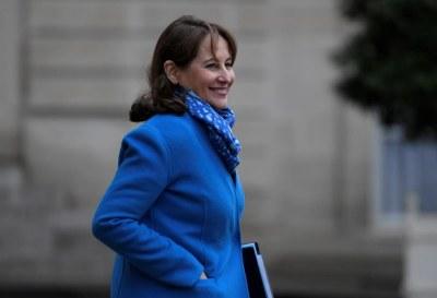 The Minister Ségolène Royal in Chamonix | Chamonix.net