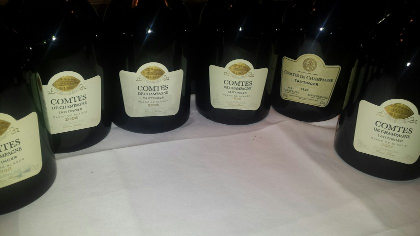 Comte line up 4 Vertical