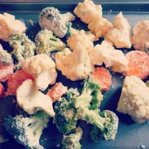 Veggie Bites Redux: A Healthy Vegetable Snack