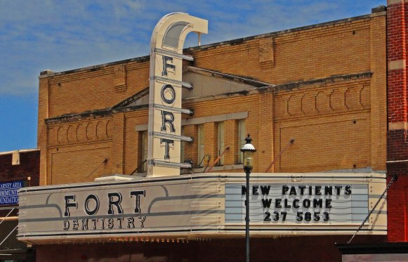 Fort Theater Kearney