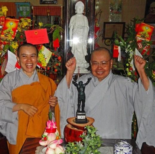 Buddhist nuns Vietnam