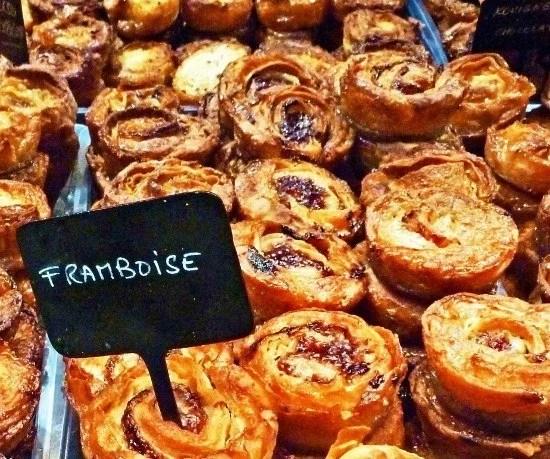 Paris pastry Maison Larnicol Kouignettes