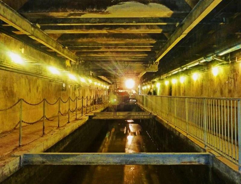 Paris sewers
