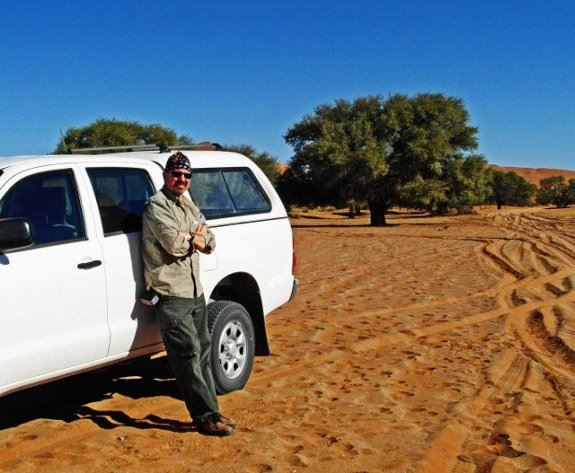 Namibia self-drive safari
