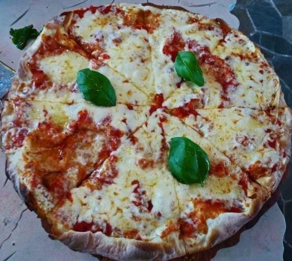 Pizza in Dubai