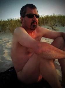 Nude beach Perth