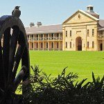 Australia military heritage Victoria Barracks