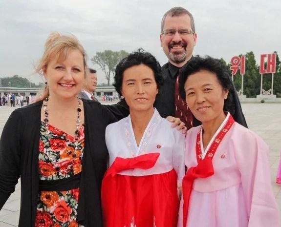 choson ot what women wear in north korea