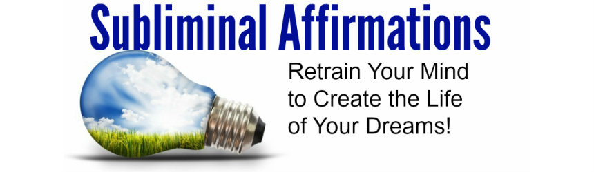 Our Collection of Subliminal Affirmations Will Supercharge Your Subconscious Mind and Change Your Life! NATURALLY stimulate your mind to assist you in achieving your goals and easily create the life of your dreams! Train your mind to lose weight naturally, manifest more money, improve your health, increase confidence, improve relationships and MORE! Our large data base of subliminal mp3s can help you in all areas of your life!