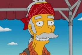 """Edward James Olmos Actor Mexicano-Estadounidense Debuta En """"Los Simpsons"""""""