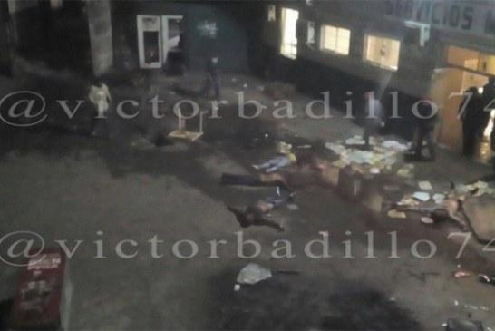 Difunden #VIDEO Del Enfrentamiento En Topo Chico; Hay 49 Muertos Rectifica 'El Bronco'