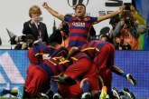 En Sufrido Juego Barcelona Derrota A Sevilla 2-0 Y Se Corona En La Copa Del Rey