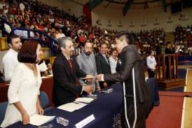 #Morelia: Rector De La UMSNH Preside Graduación De Alumnos De La Prepa Pascual Rubio