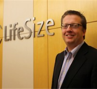Simon Dudley, video evangelist at LifeSize