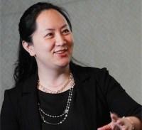 Cathy Meng, CFO of Huawei