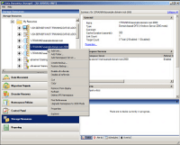 Data Dynamics StorageX 7.5 Screenshot 300