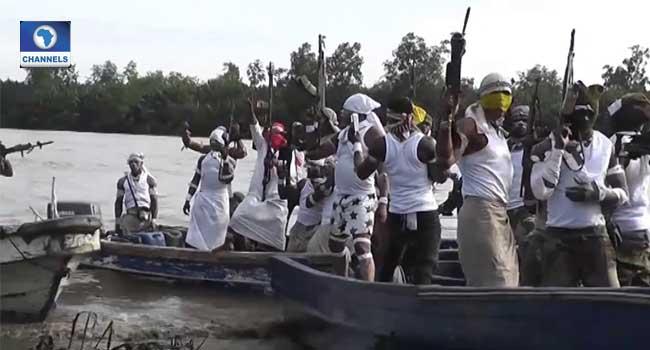 Bakassi militants
