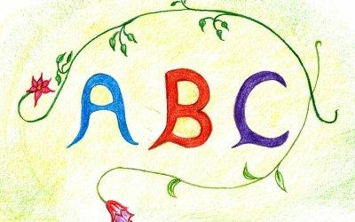 L'alphabet Chant des Fées d'inspiration Waldorf-Steiner en vente sur Amazon