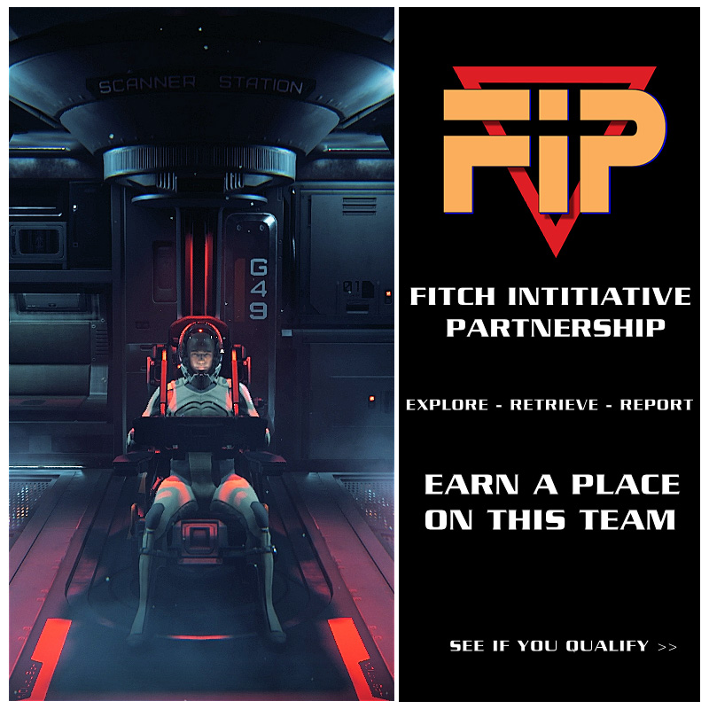 Recruitment Poster for the Fitch Initiative Partnership ...