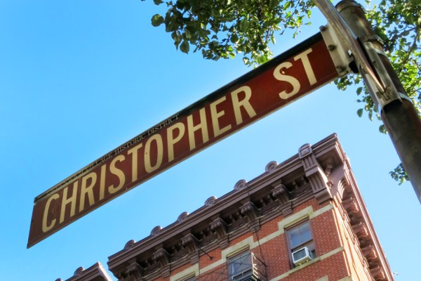 The Story of Christopher Street