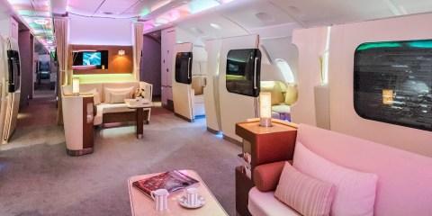 Amazing Boutique Aircraft Interiors  1