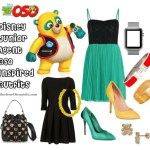 agent oso inspired outfits