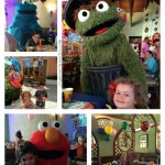 Sesame Street Character Breakfast Beaches Resorts