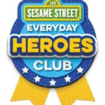 Sesame Street Everyday Heroes Badge