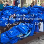 sandals reading program road trip