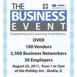 New Chuck Krugel Presentation 8/25/11 in Skokie, IL @ The Business Event
