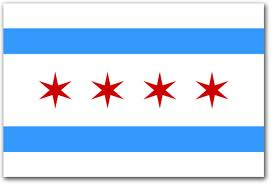 Chicago's Flag