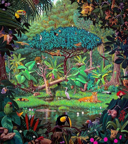 Secrets of the Rainforest