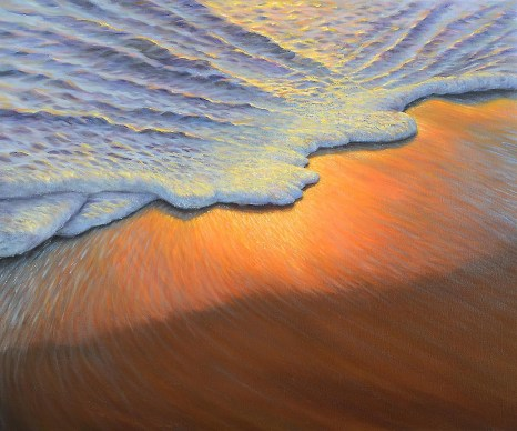 Sunset Foam