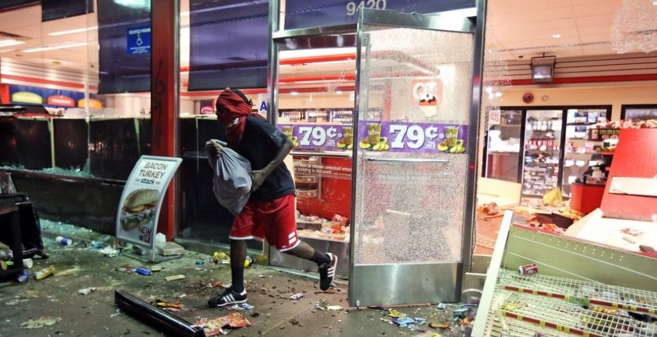 Looters and Liberals: Parasites With a Common Goal