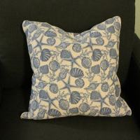 No Sew Pillow Cover - With Piping!