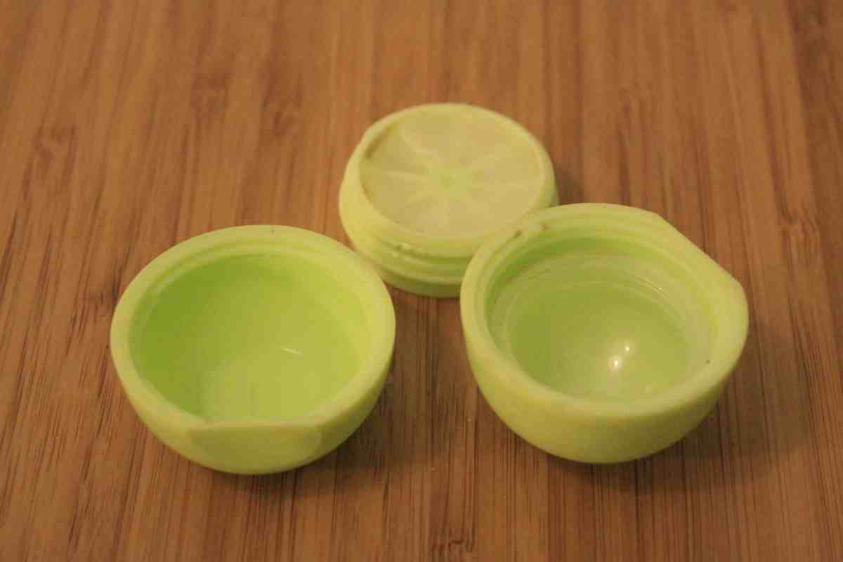 Turn an EOS Lip Balm Egg into a Handy Storage Container