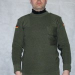 german army jumper