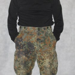 german army flecktarn