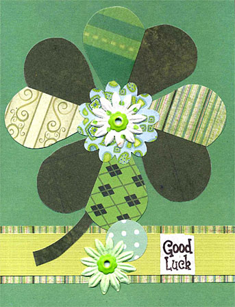 St. Patrick's Day Greeting Card